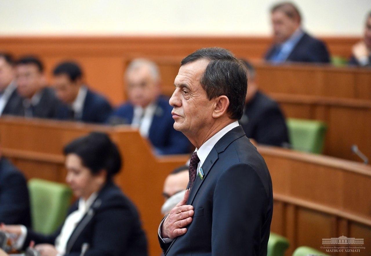 Утверждены председатель ЦИК и его заместитель