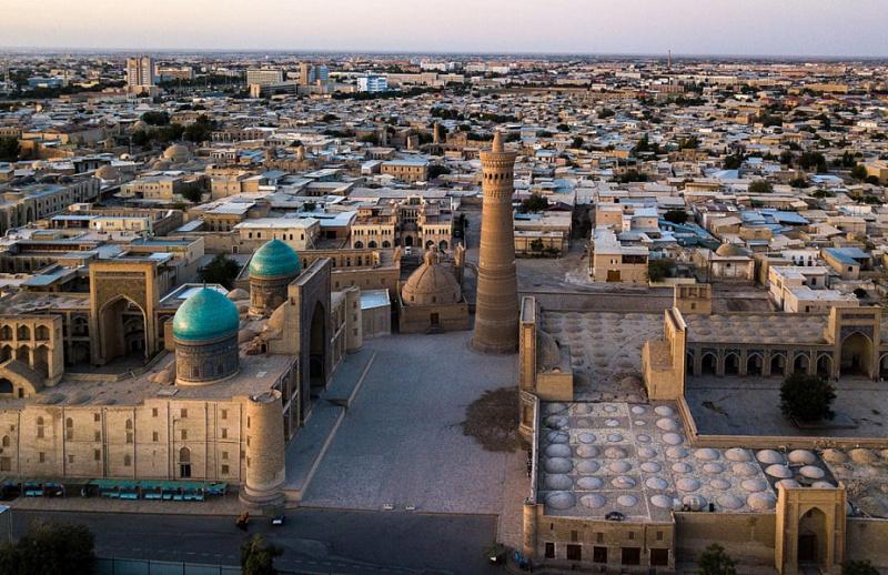 Туристический потенциал Узбекистана продвигается в Германии, Швейцарии и Австрии
