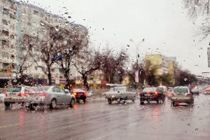 В Узбекистане на выходных ожидается дождливая погода
