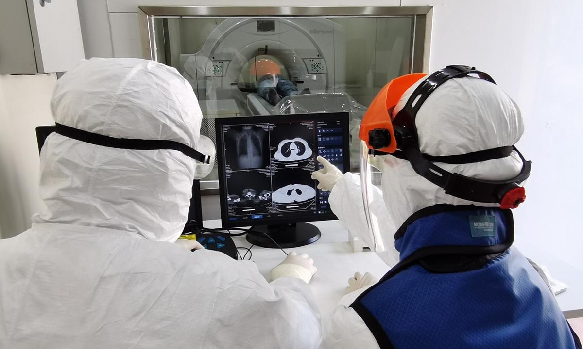 В Китае разработана система предсказывающая распространение коронавируса