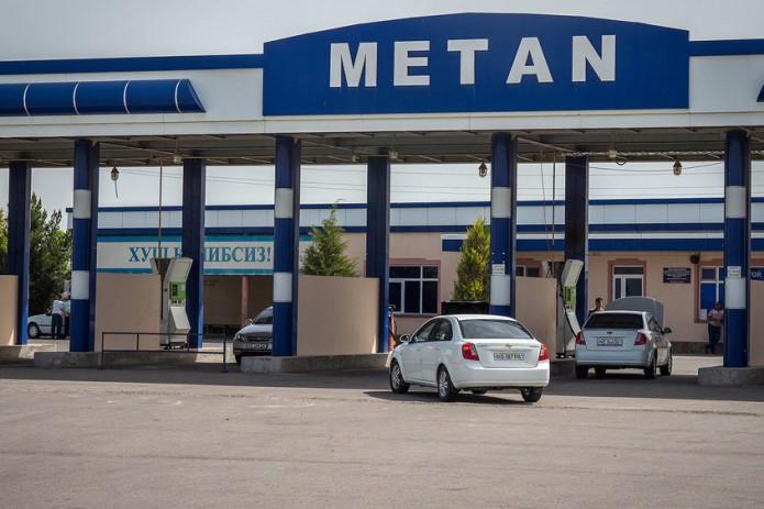 В Узбекистане введут временные ограничения на газовых заправках из-за холодов