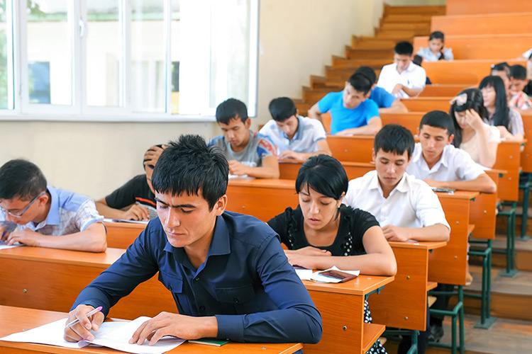 Для студентов Сурхандарьинской области выделят дополнительные гранты