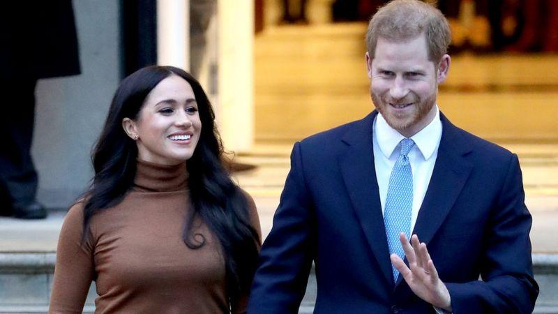 Принц Гарри и Меган Маркл отказались выполнять обязанности членов королевской семьи