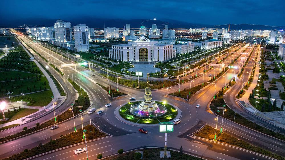 Парк «Ташкент» построят в столице Туркменистана