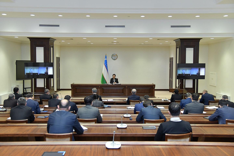 13 пленарное заседание Сената Олий Мажлиса пройдет 12 марта этого года