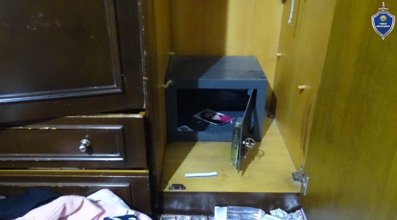 В Самаркандской области мужчин поймали на краже 42 тысяч долларов и золотых украшений