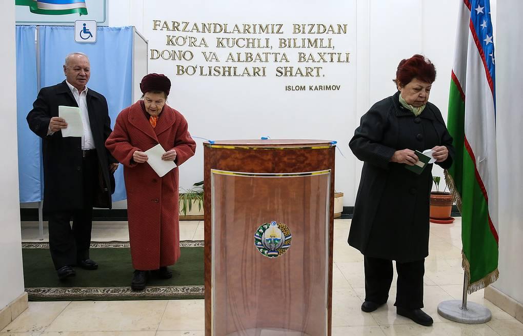 Выборы президента Узбекистана перенесены на октябрь