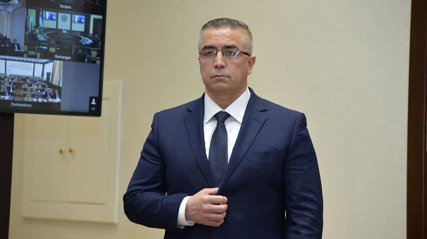 Халилилло Турахуджаева назначен зампредседателя Верховного суда