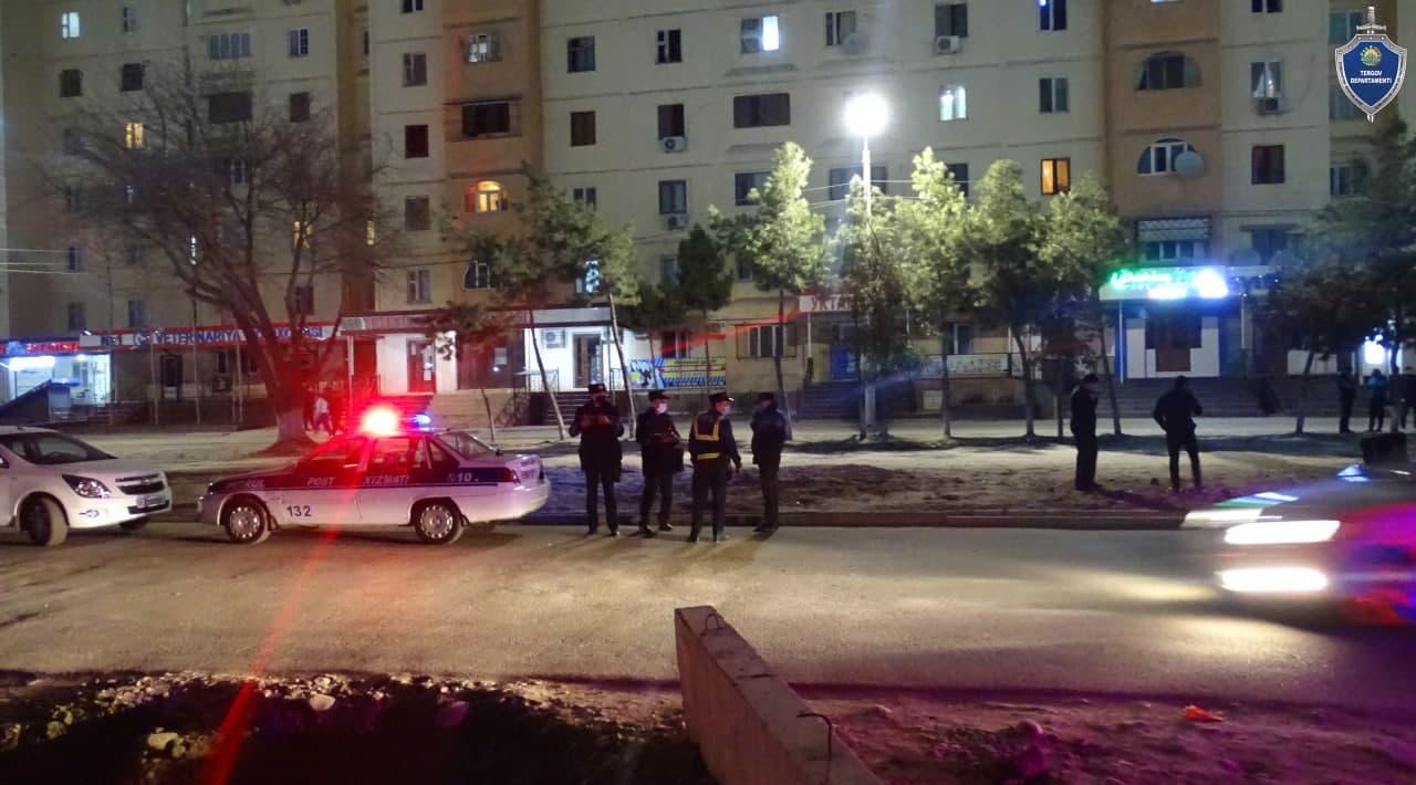 В Ташкенте избили лжесотрудника Нацгвардии