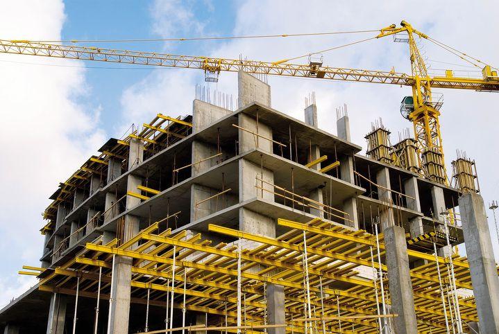 Названа область с наибольшим количеством строительных предприятий
