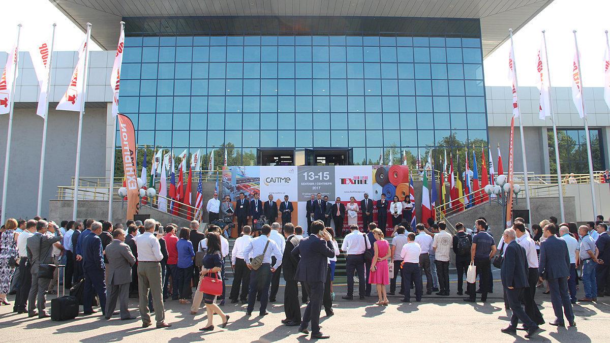 В Узбекистане разрешили проведение международных выставок и ярмарок