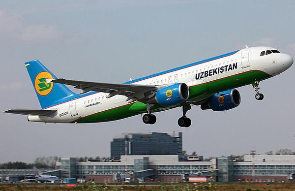 Uzbekistan Airways увеличит число авиаперелетов в Кыргызстан