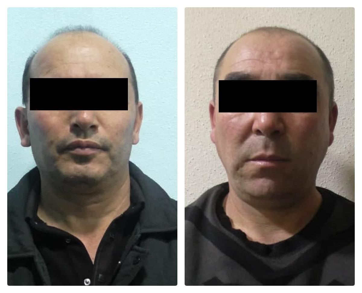 В Сырдарье задержана группировка, насильно вымогавшая деньги у предпринимателя