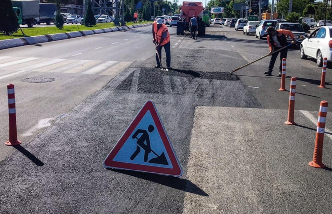 В Ташкенте временно перекроют одну из улиц
