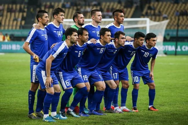 Сборная Узбекистана проиграла «Зениту»