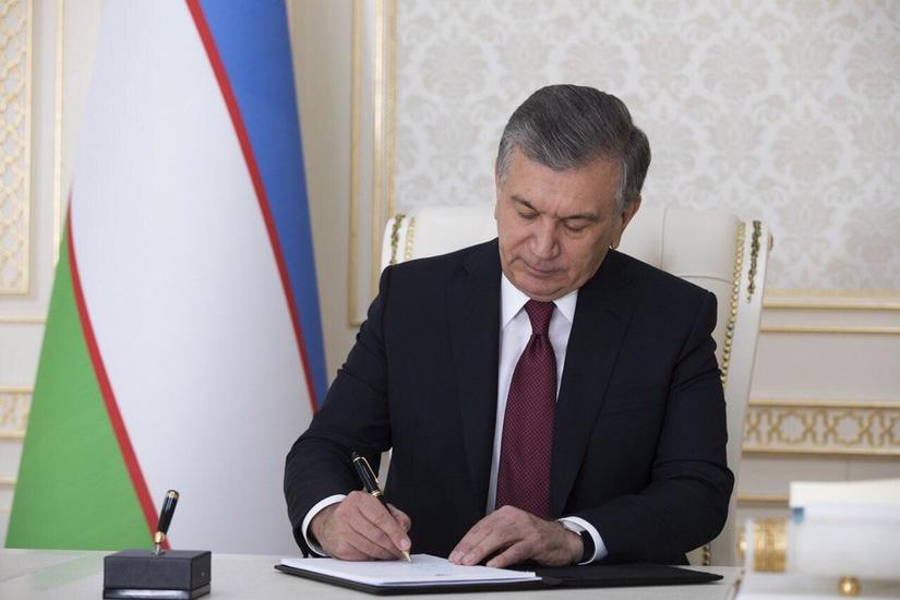 Шавкат Мирзиёев подписал закон о международном коммерческом арбитраже