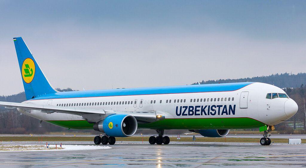 Uzbekistan Airways возобновит регулярное авиасообщение с Франкфуртом