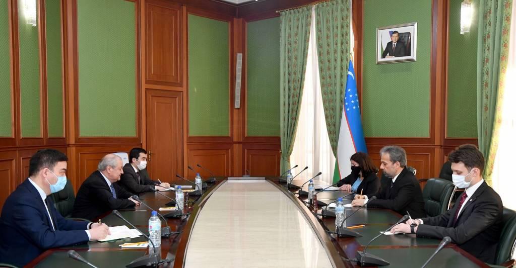 Посол Турции завершает свою миссию в Узбекистане