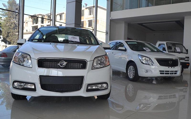 В январе число производимых автомобилей UzAuto Motors уменьшилось в четыре раза