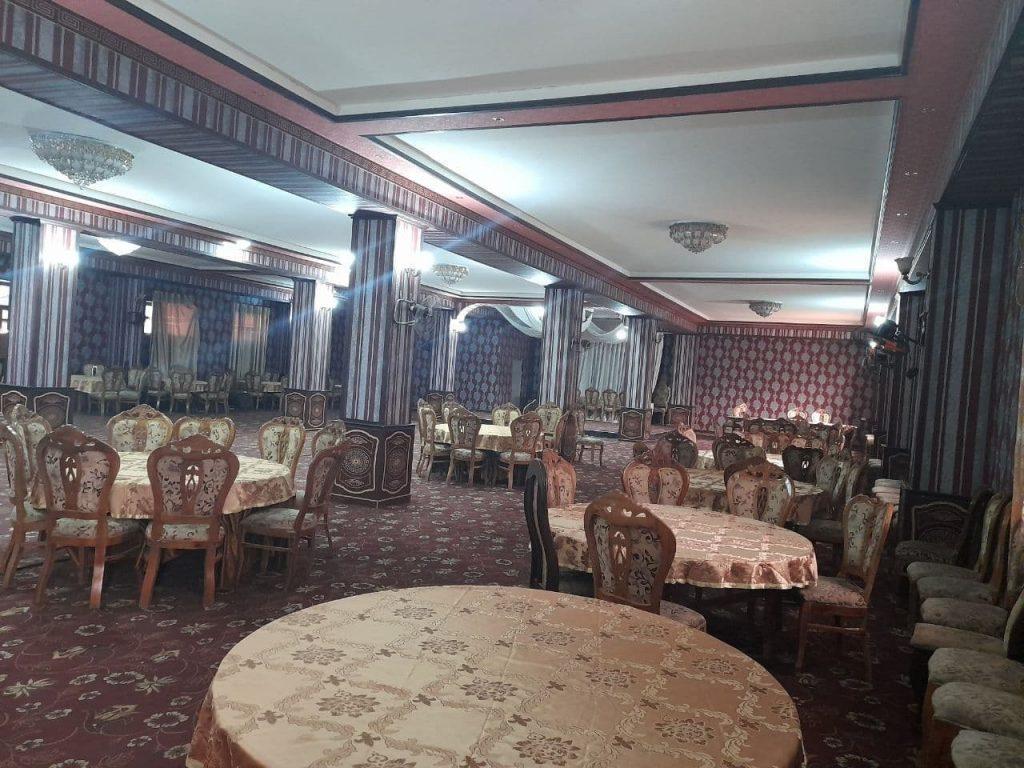 В Андижанской области конфискован свадебный банкетный зал и торговые магазины
