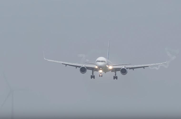В Намангане экстренно приземлился самолет, летевший из Гуанчжоу в Ташкент