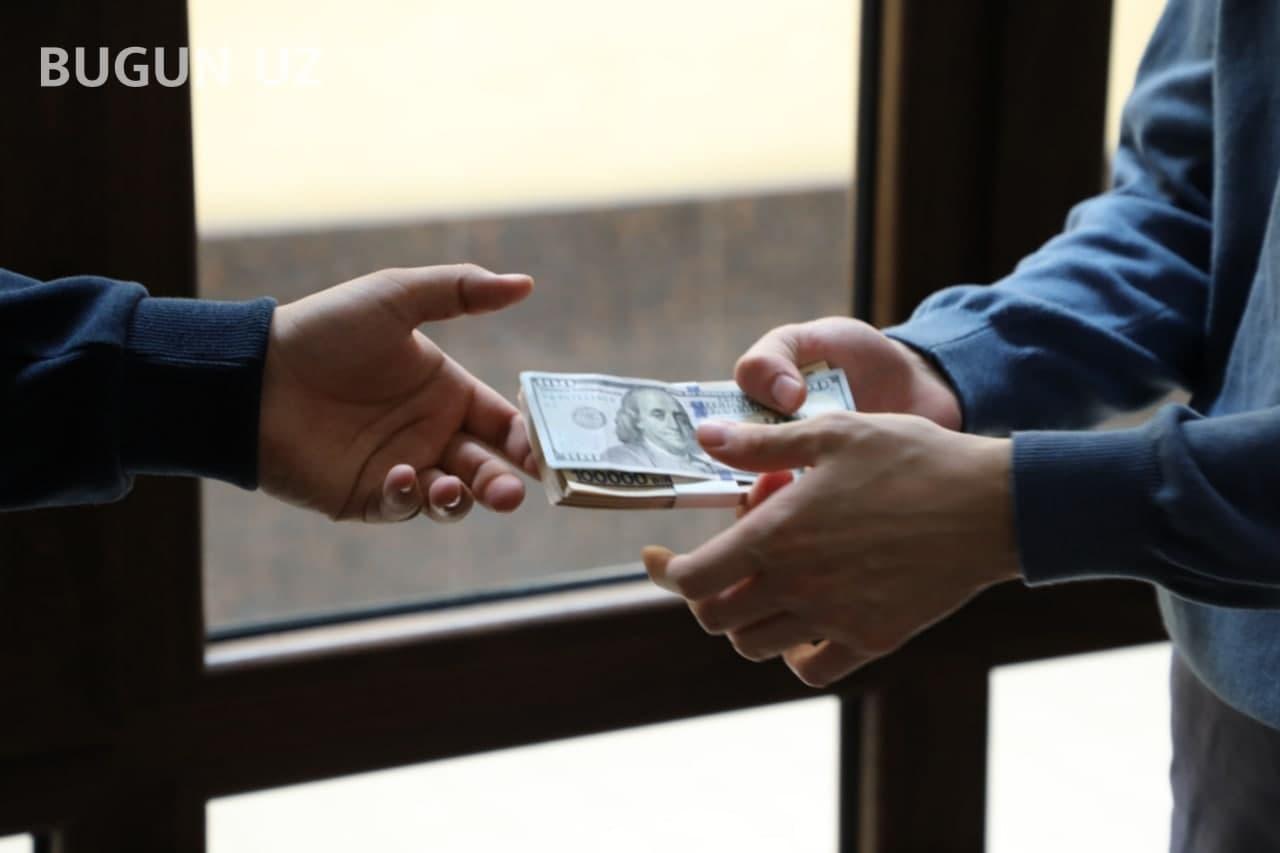 В Нукусе мужчина потребовал 4500 долларов в обмен на работу в правоохранительных органах