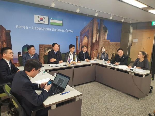 В Узбекистане построят гольф-комплекс, Kokand city и проектный институт