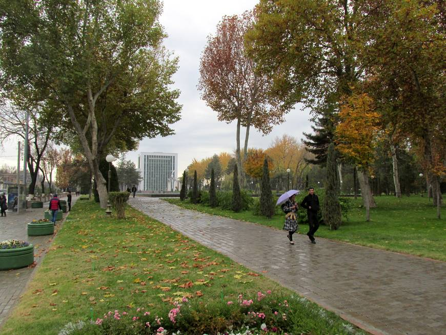 Узбекистанцев ожидает холодное начало недели