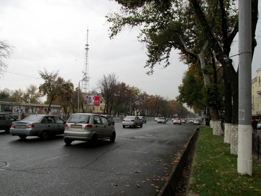 Ожидается холодная неделя в Узбекистане