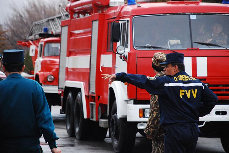 Стало известно, какой ущерб нанесли пожары в Каракалпакстане за 2020 год