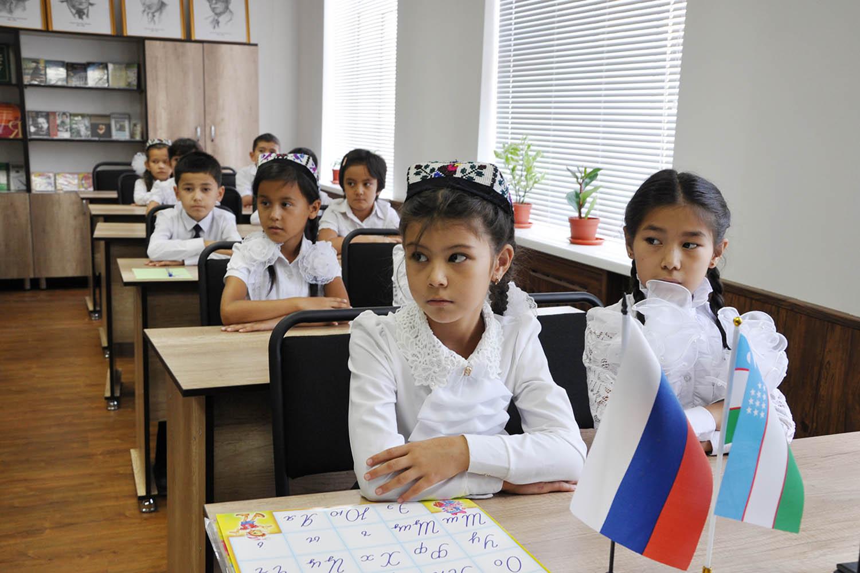 Россия выделит 75 миллионов рублей для преподавания русского языка в Узбекистане