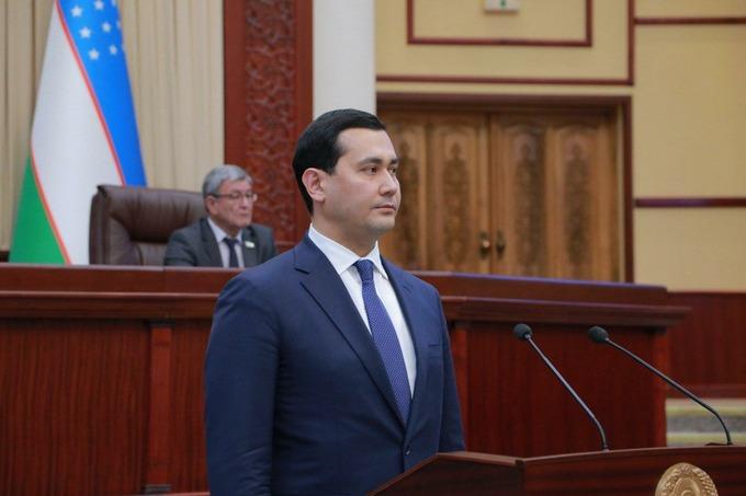 Впервые представитель Узбекистана Сардор Умурзаков избран председателем совета управляющих группы ИБР