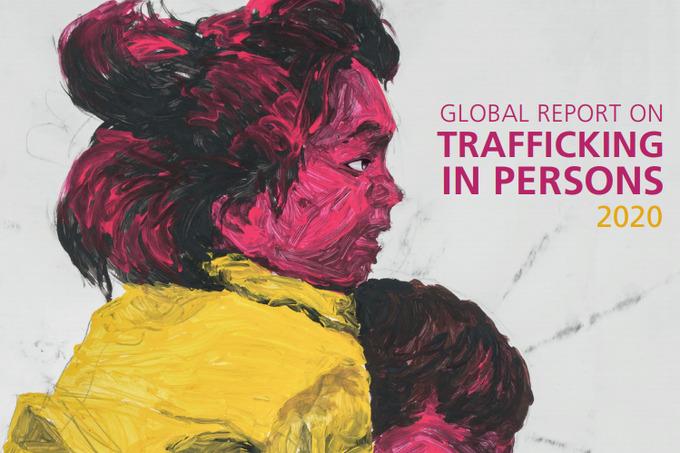 Жертвами торговцев людьми всё чаще становятся дети — ООН
