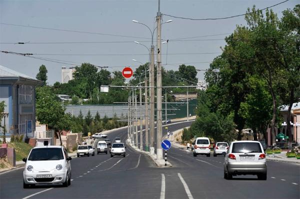 В Ташкенте изменен маршрут трёх автобусов