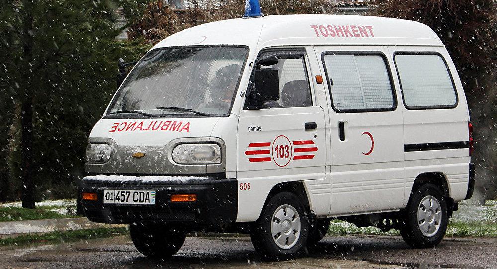 В Узбекистане запустят новую систему скорой помощи