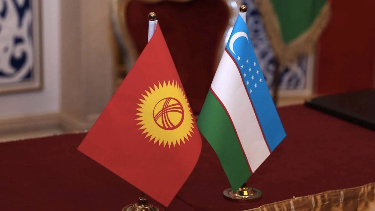 Узбекистан и Кыргызстан могут обменяться частью территорий