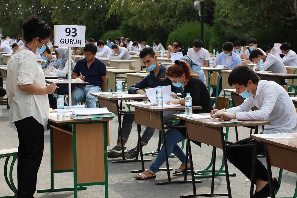 Количество грантов в узбекских вузах увеличат на 25 процентов
