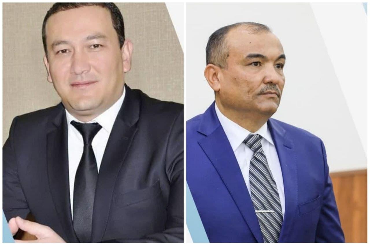 В Андижане утвердили двух новых заместителей областного хокима