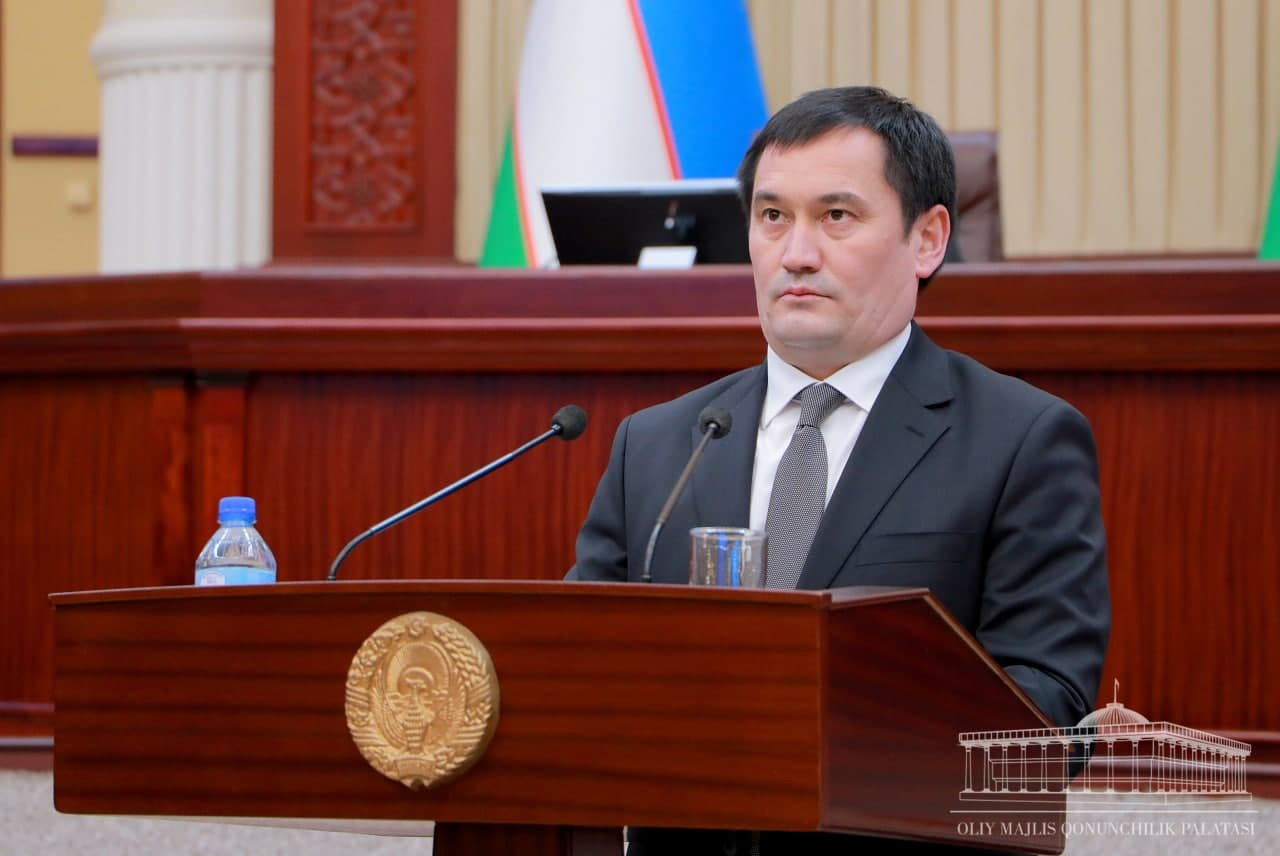 Главой Минтранса назначен Ильхом Махкамов