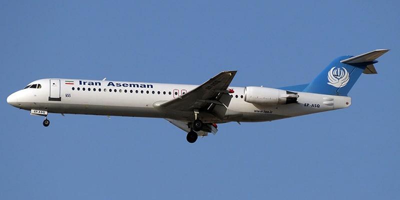 Иранская авиакомпания хочет запустить рейсы в Ташкент и Бухару