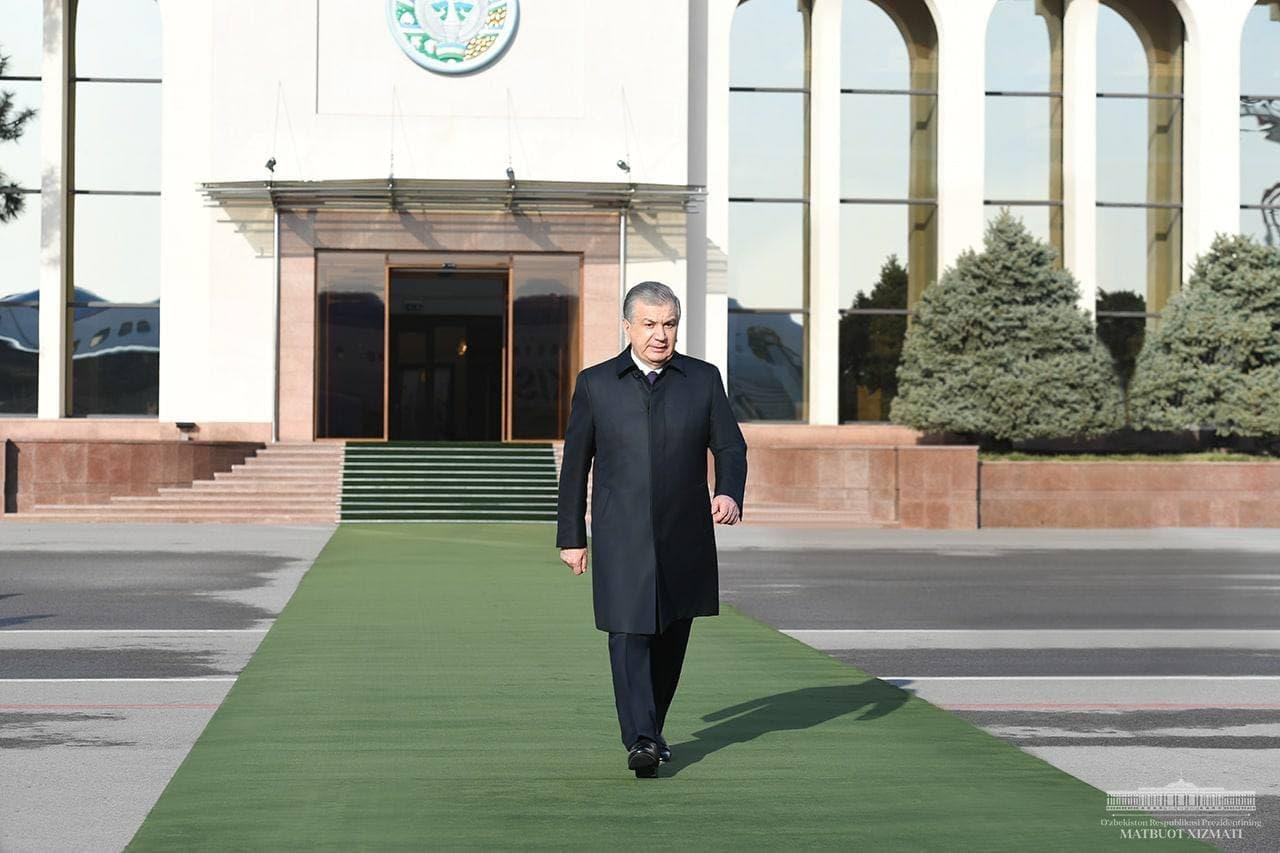 Ожидается визит Шавката Мирзиёева в Наманганскую область