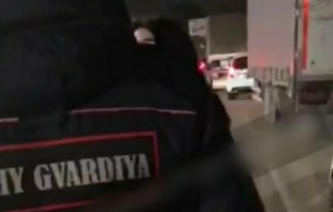 В ночном клубе Ташкента две девушки устроили скандал