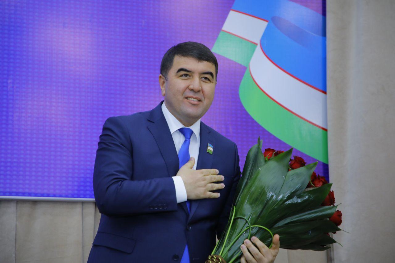 Шавкатжон Абдураззаков избран сенатором
