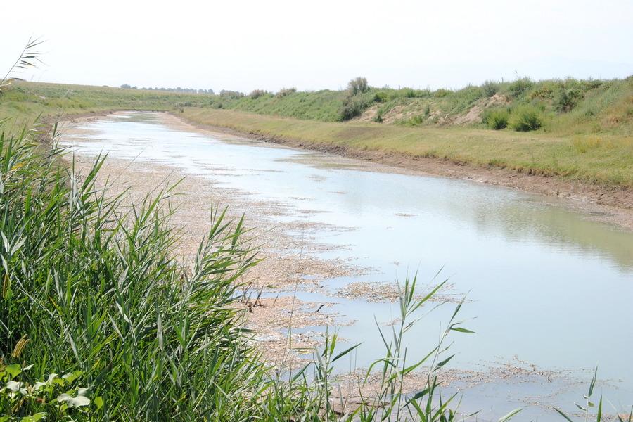 Более 1700 каналов Узбекистана будут реконструированы и построены