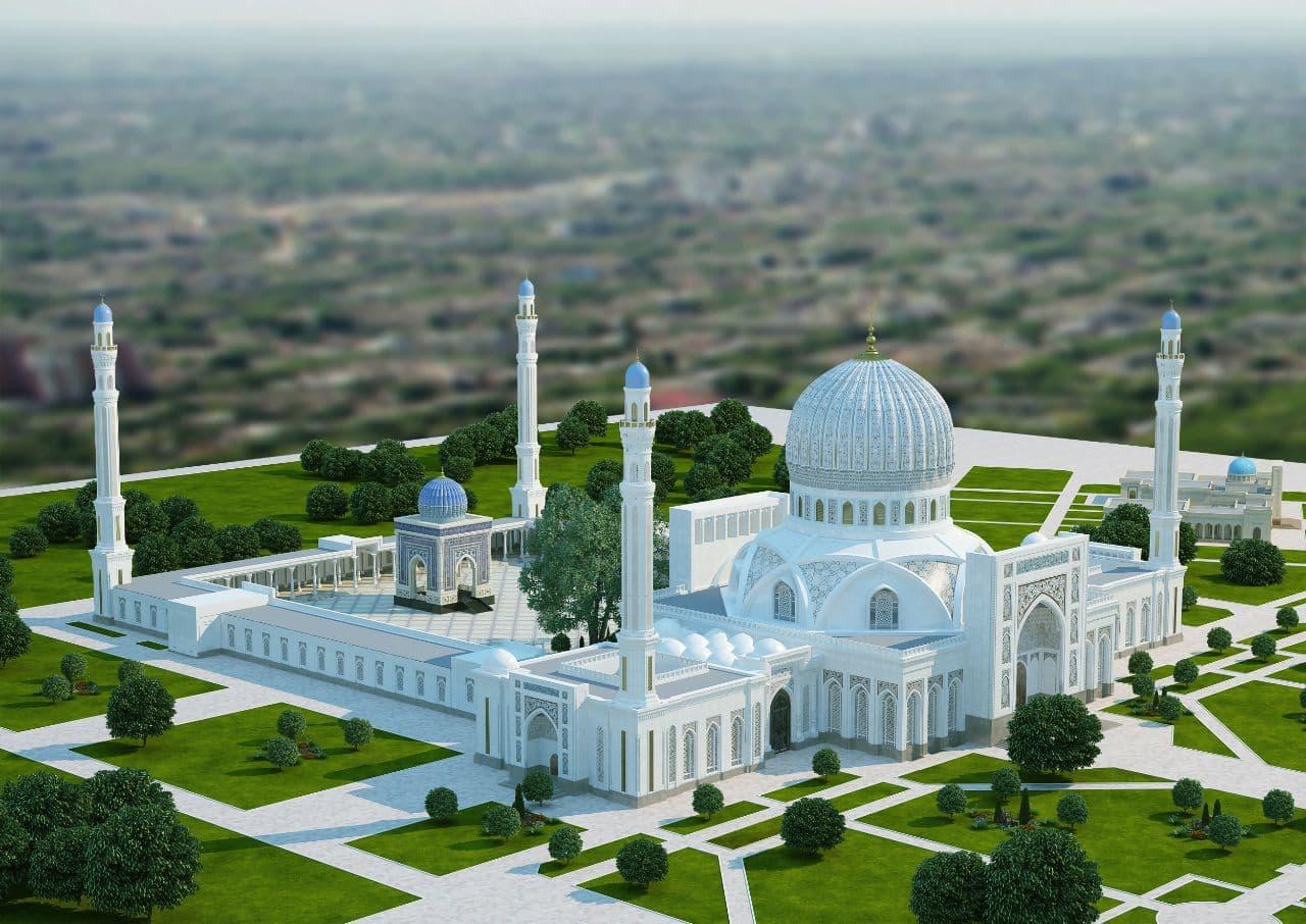 В Самаркандской области реконструируют комплекс имама аль-Бухари