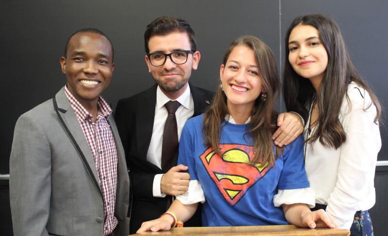 В Узбекистане прошло мероприятие по поддержке молодых лидеров