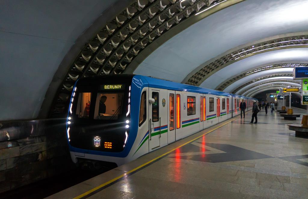 Столичный метрополитен станет основным видом общественного транспорта