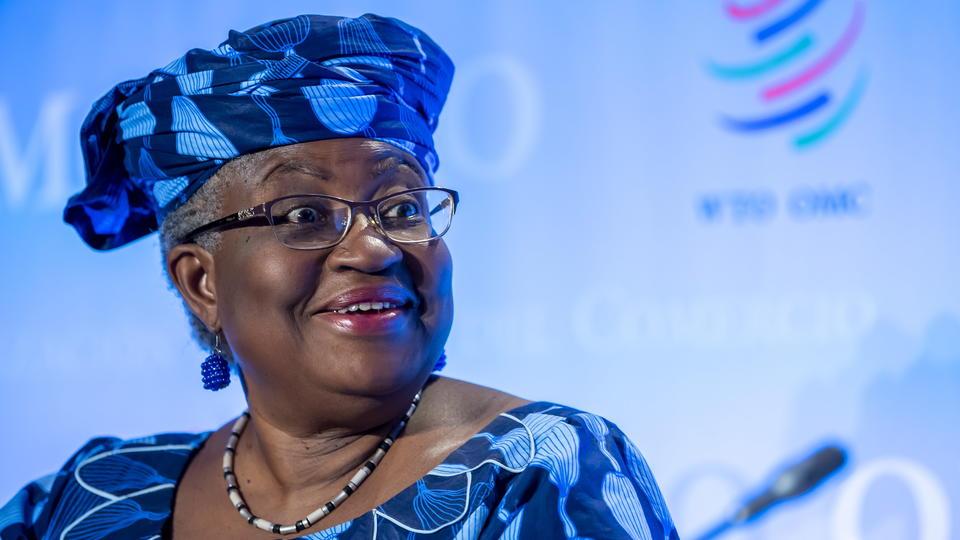 Президент поздравил Нгози Оконджо-Ивеалу с новой должностью