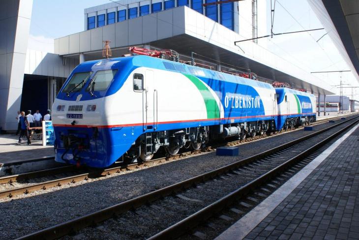 Выяснилось, когда запустят поезд Ташкент-Наманган-Андижан