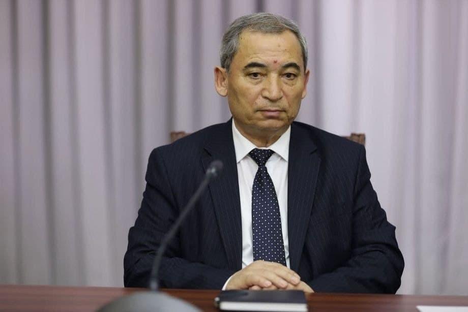 Абдухалим Холмахметов стал главой Народной приемной президента в Ташобласти